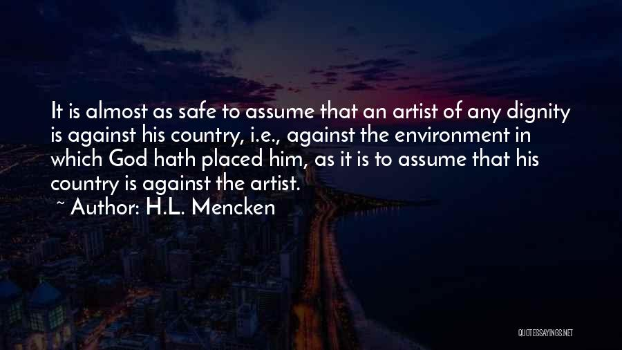 L'orfeo Quotes By H.L. Mencken