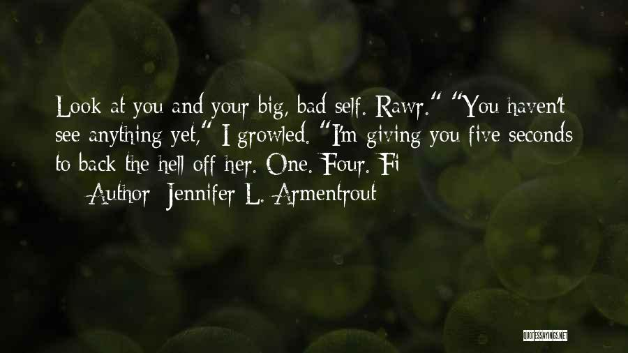 L'orfeo Quotes By Jennifer L. Armentrout