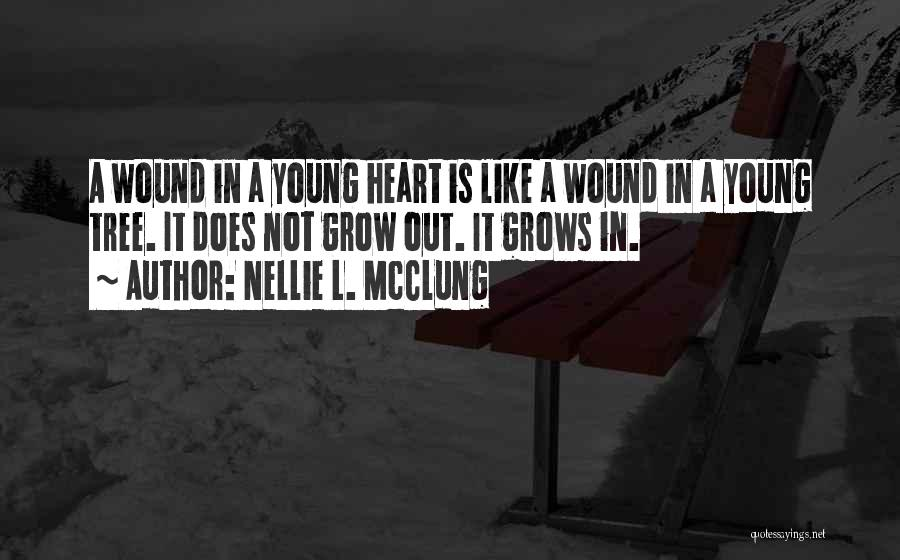 L'orfeo Quotes By Nellie L. McClung