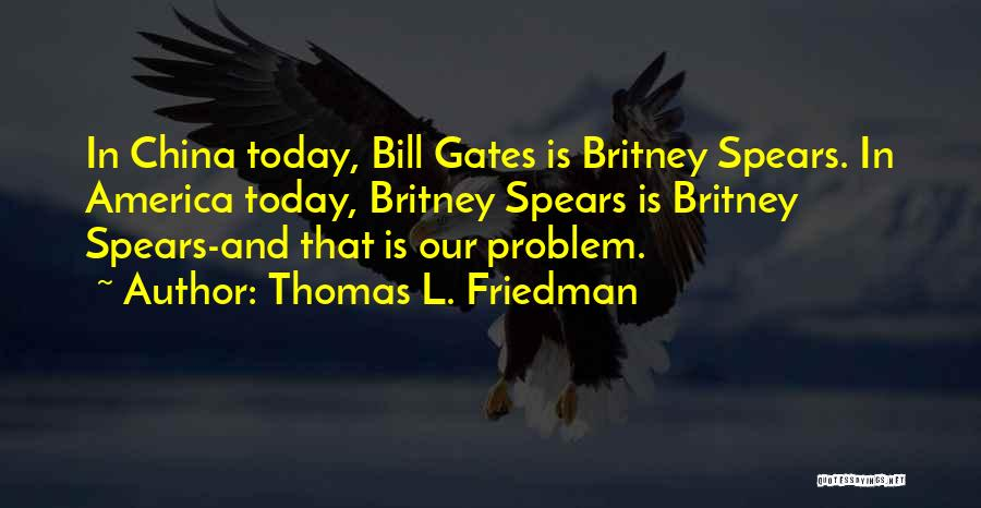 L'orfeo Quotes By Thomas L. Friedman