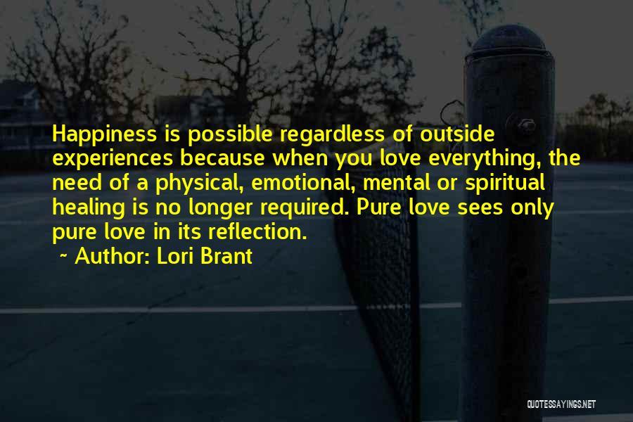 Lori Brant Quotes 487438