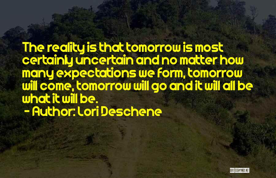 Lori Deschene Quotes 1806834