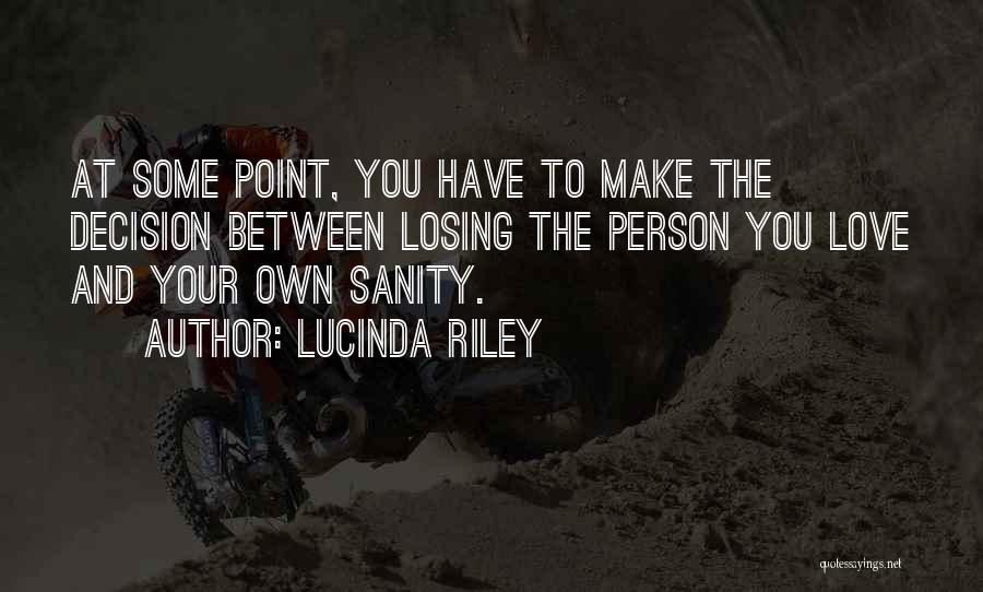 Losing The Best Thing Quotes By Lucinda Riley