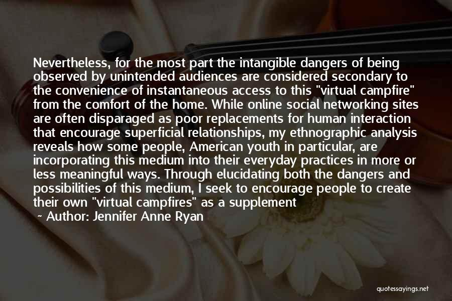 Loss And Healing Quotes By Jennifer Anne Ryan