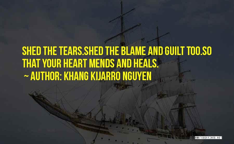 Loss And Healing Quotes By Khang Kijarro Nguyen