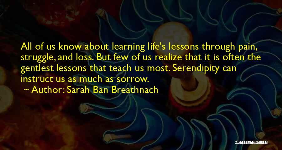 Loss And Healing Quotes By Sarah Ban Breathnach