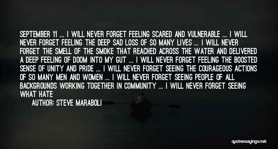 Loss And Healing Quotes By Steve Maraboli
