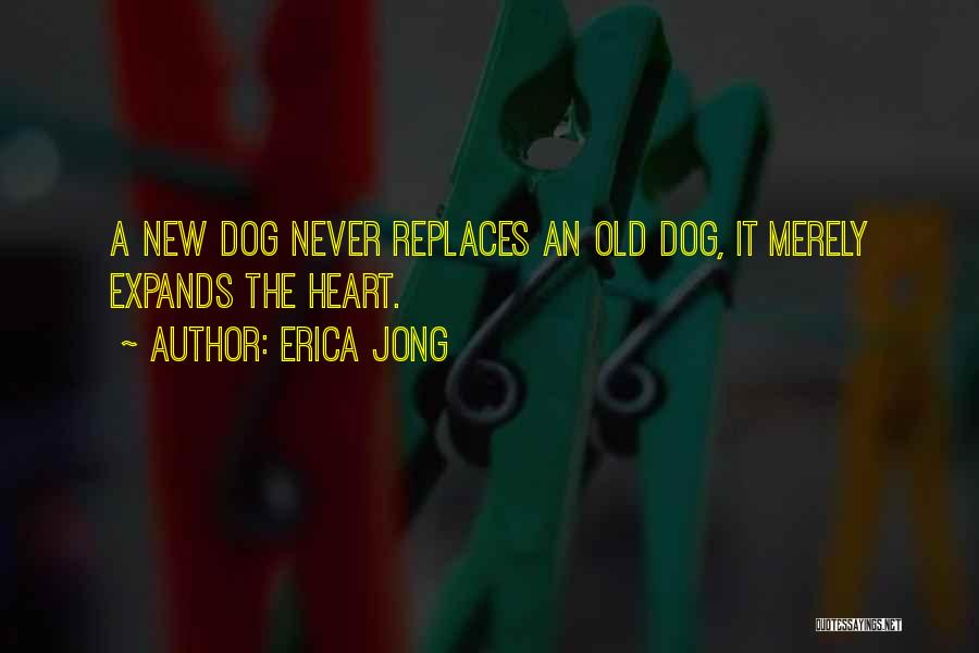 Loss Of A Pet Quotes By Erica Jong