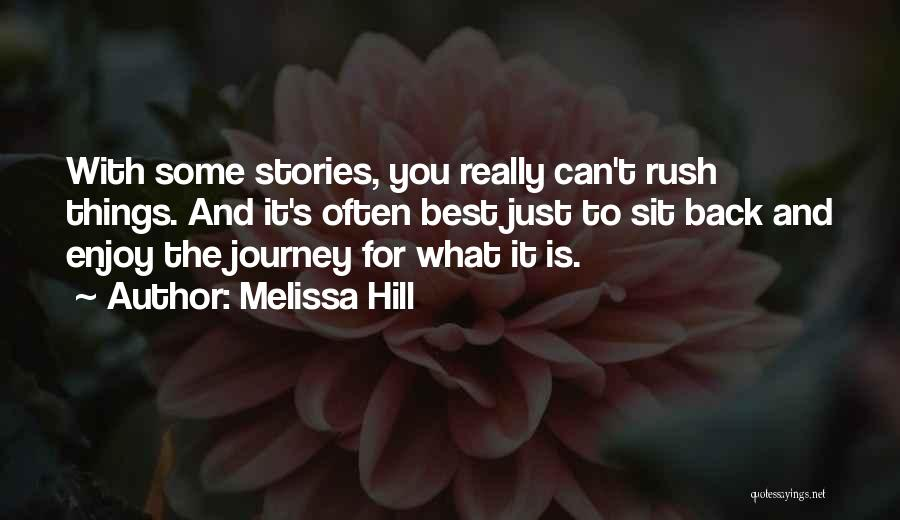 Loss Of A Pet Quotes By Melissa Hill