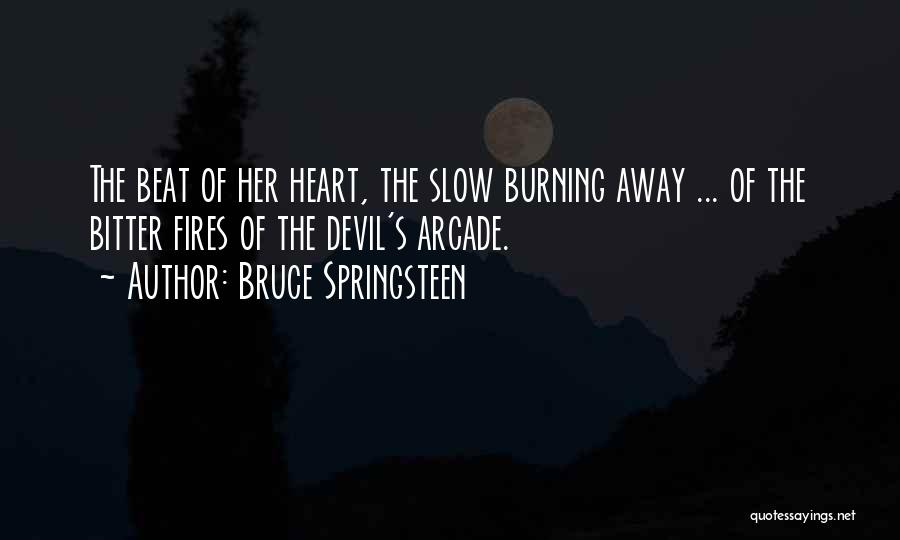 Loss Of Faith Quotes By Bruce Springsteen