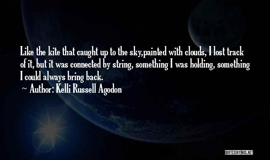 Lost Hope Quotes By Kelli Russell Agodon