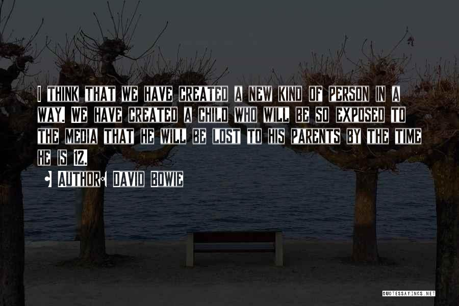 Lost In Time Quotes By David Bowie
