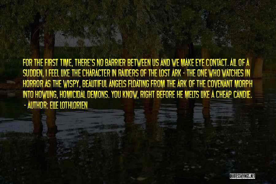 Lost In Time Quotes By Elle Lothlorien