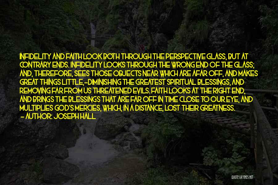 Lost In Time Quotes By Joseph Hall