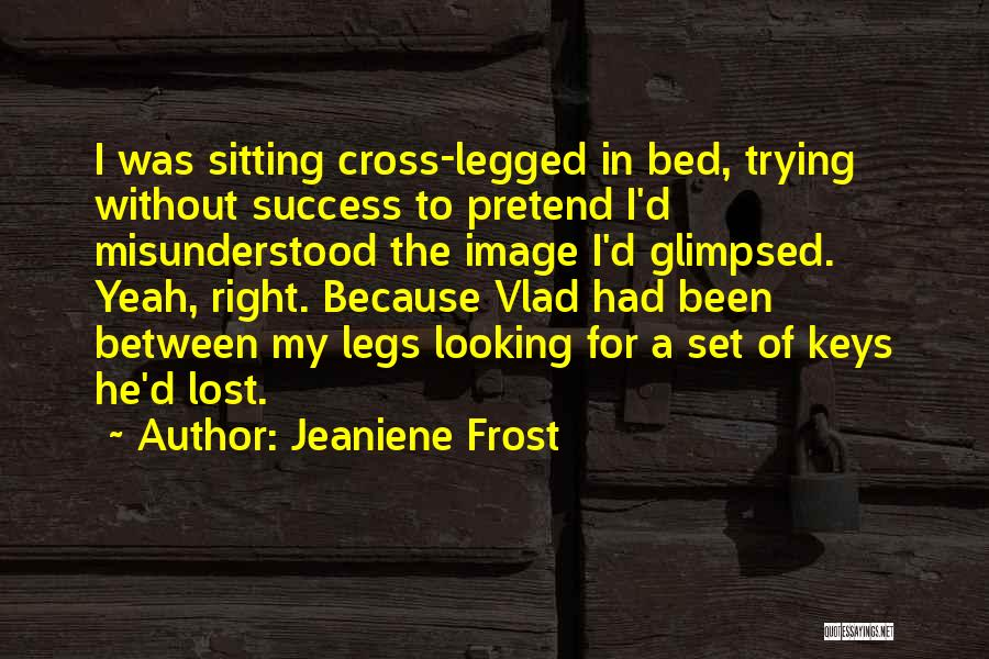 Lost Keys Quotes By Jeaniene Frost