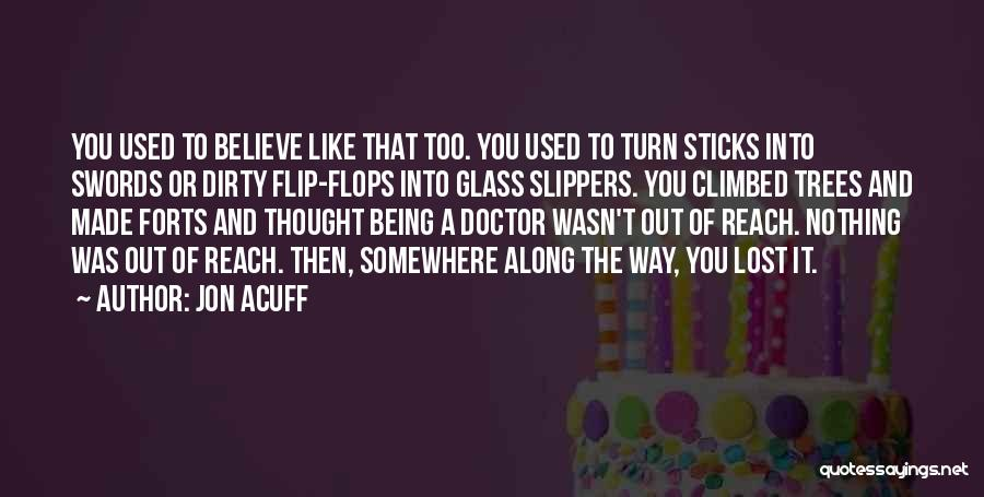 Lost Somewhere Quotes By Jon Acuff