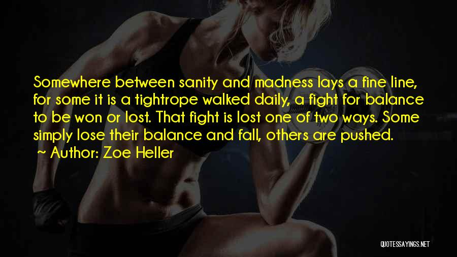 Lost Somewhere Quotes By Zoe Heller