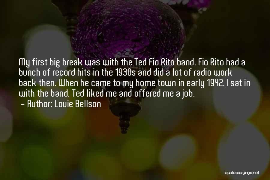 Louie Bellson Quotes 121726