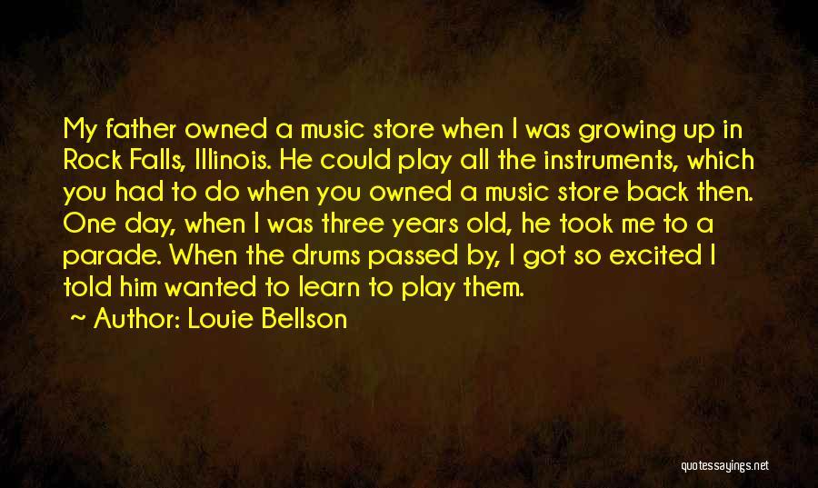 Louie Bellson Quotes 2073009