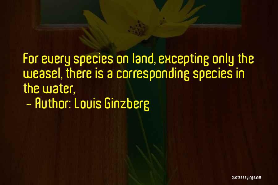 Louis Ginzberg Quotes 446618
