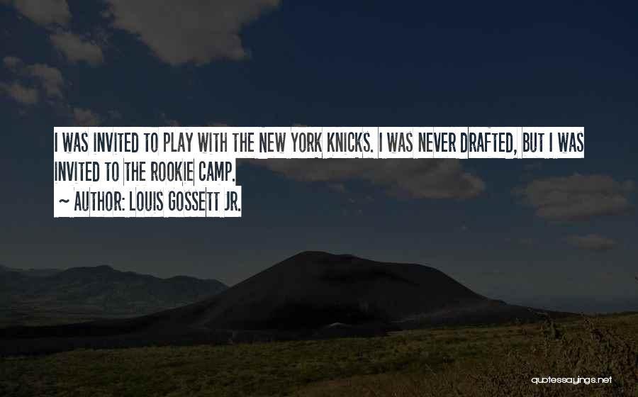 Louis Gossett Jr. Quotes 977509