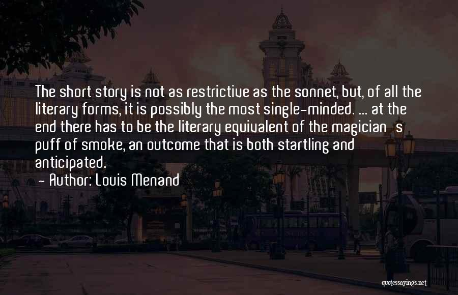 Louis Menand Quotes 1566830