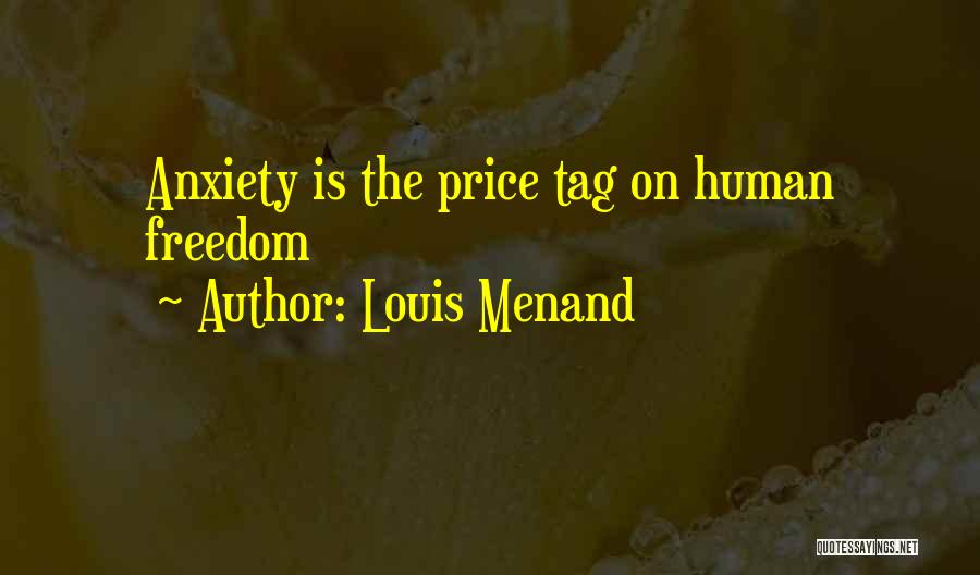 Louis Menand Quotes 698097