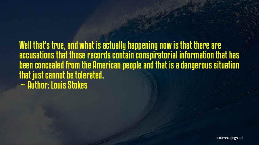 Louis Stokes Quotes 1083994