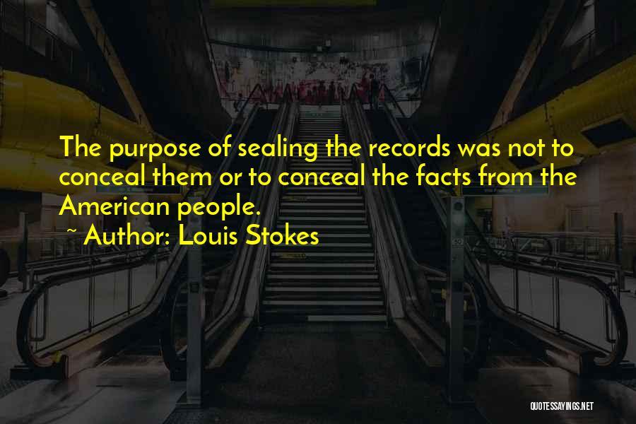 Louis Stokes Quotes 1942028