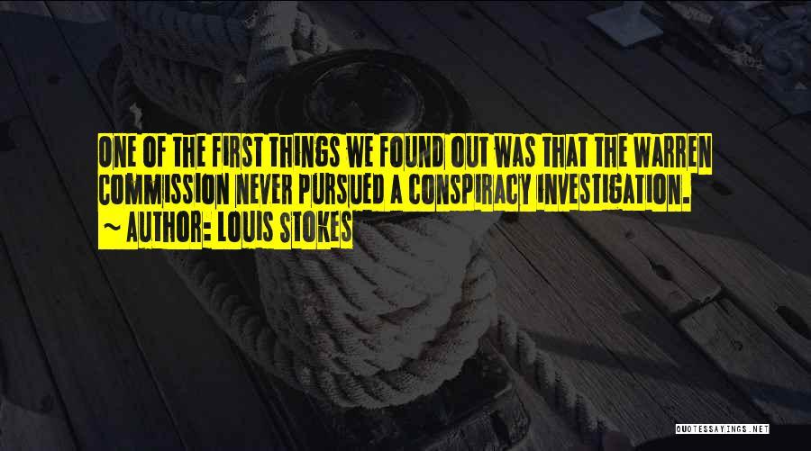 Louis Stokes Quotes 1951892