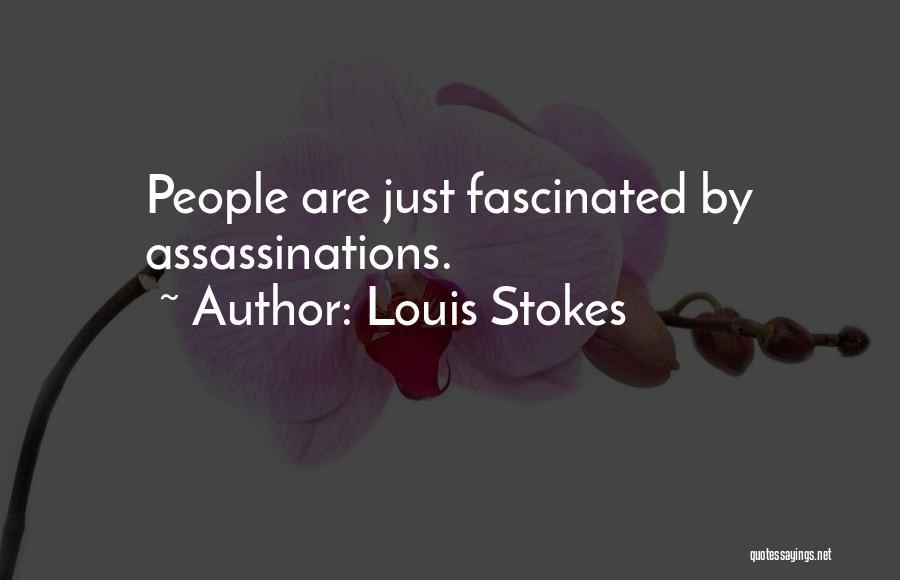 Louis Stokes Quotes 401285