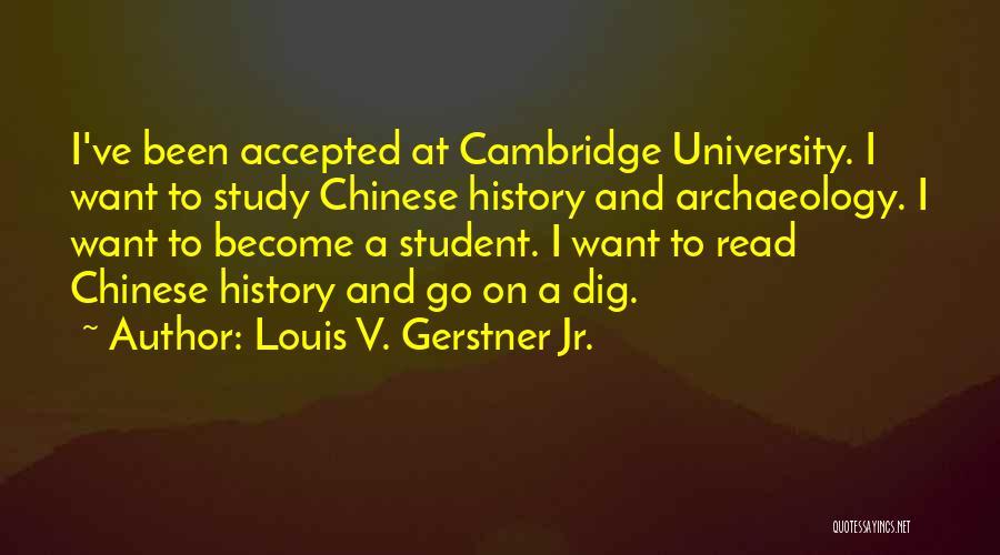 Louis V. Gerstner Jr. Quotes 2170409