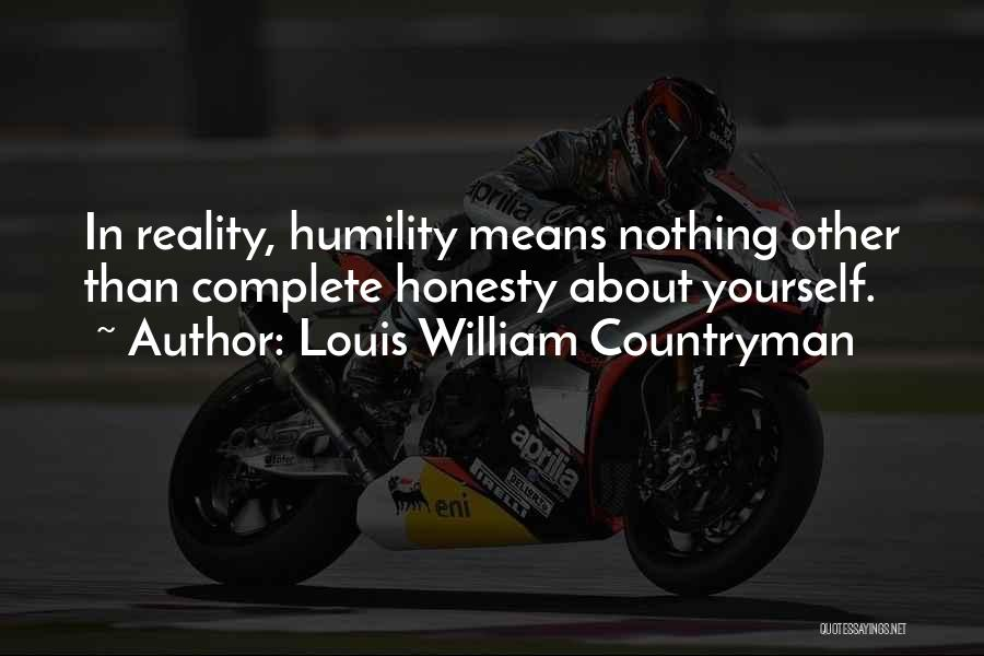 Louis William Countryman Quotes 1830853