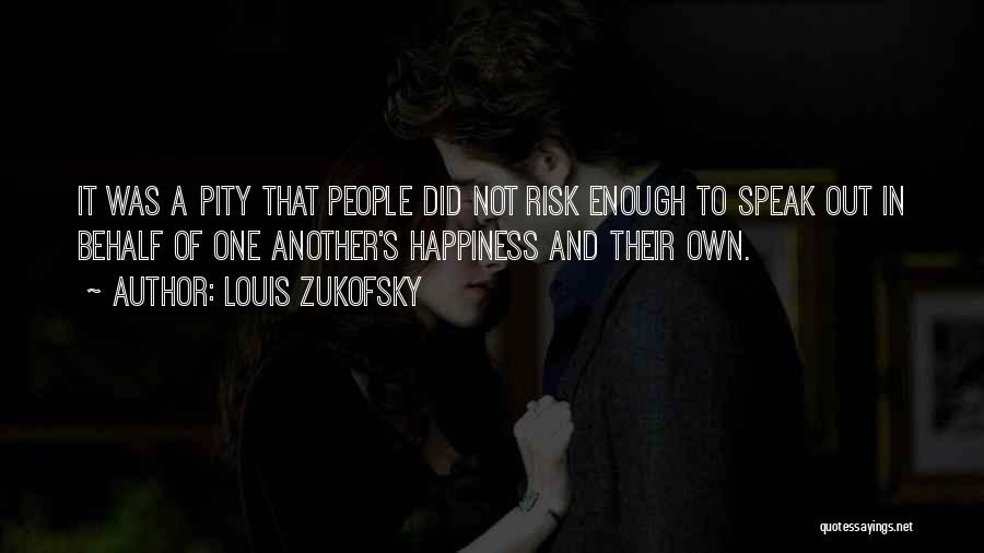 Louis Zukofsky Quotes 128994