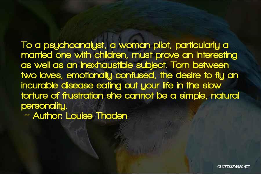 Louise Thaden Quotes 1850106