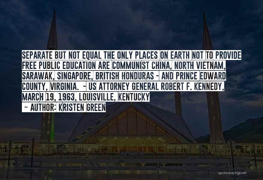 Louisville Kentucky Quotes By Kristen Green