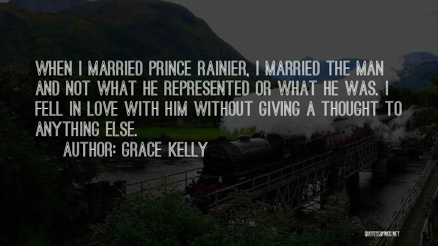 Love A Married Man Quotes By Grace Kelly