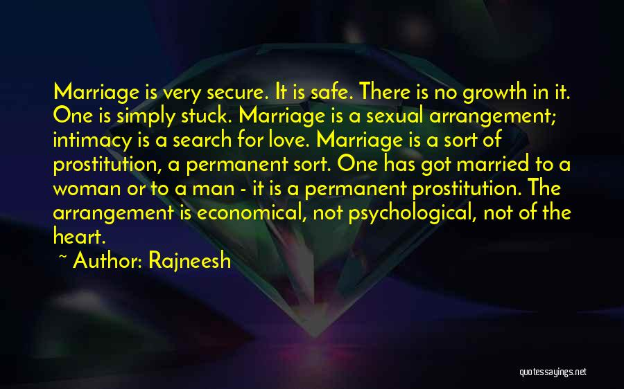 Love A Married Man Quotes By Rajneesh