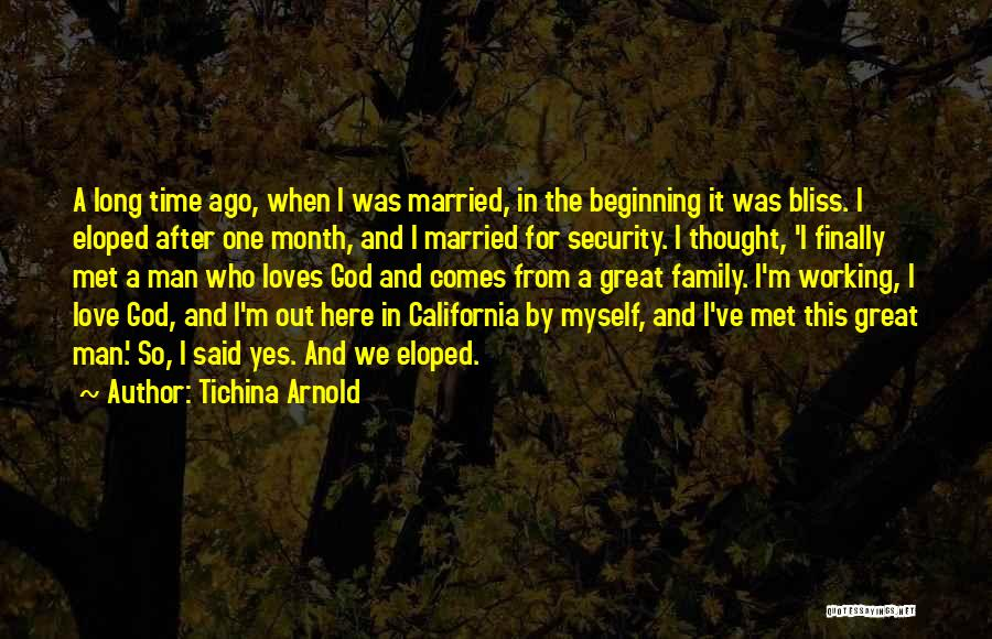 Love A Married Man Quotes By Tichina Arnold