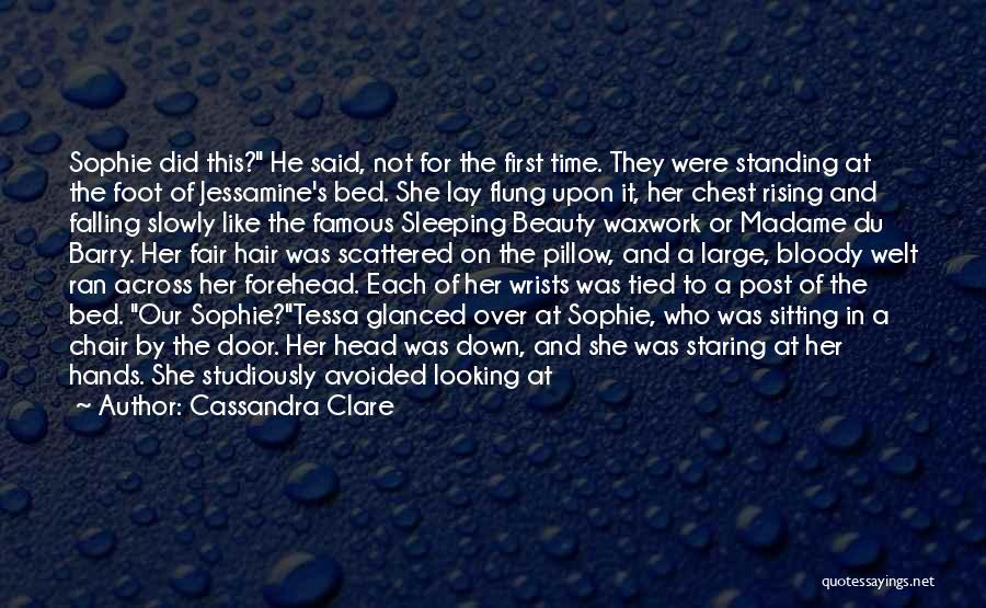 Love Across Time Quotes By Cassandra Clare