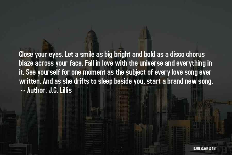 Love Across Time Quotes By J.C. Lillis
