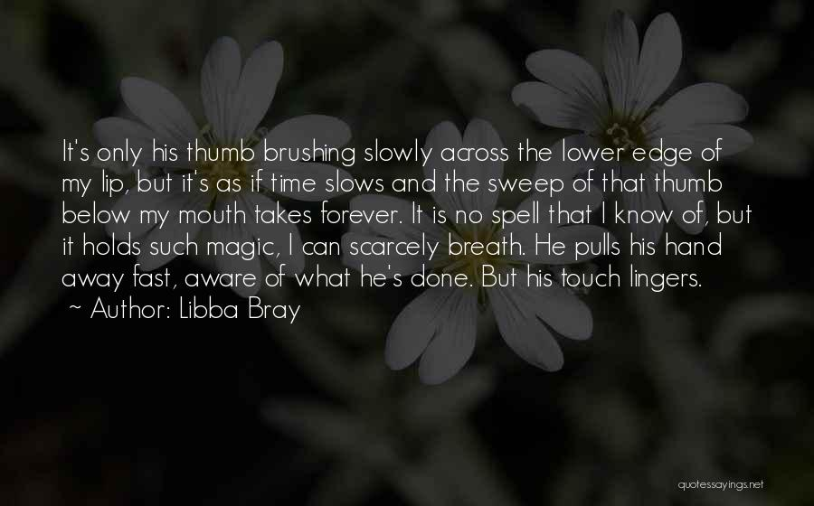 Love Across Time Quotes By Libba Bray