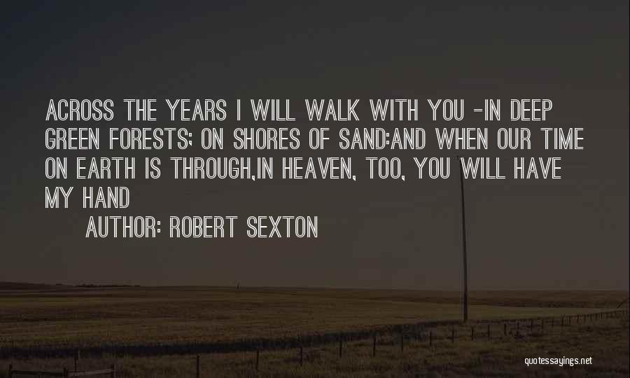 Love Across Time Quotes By Robert Sexton