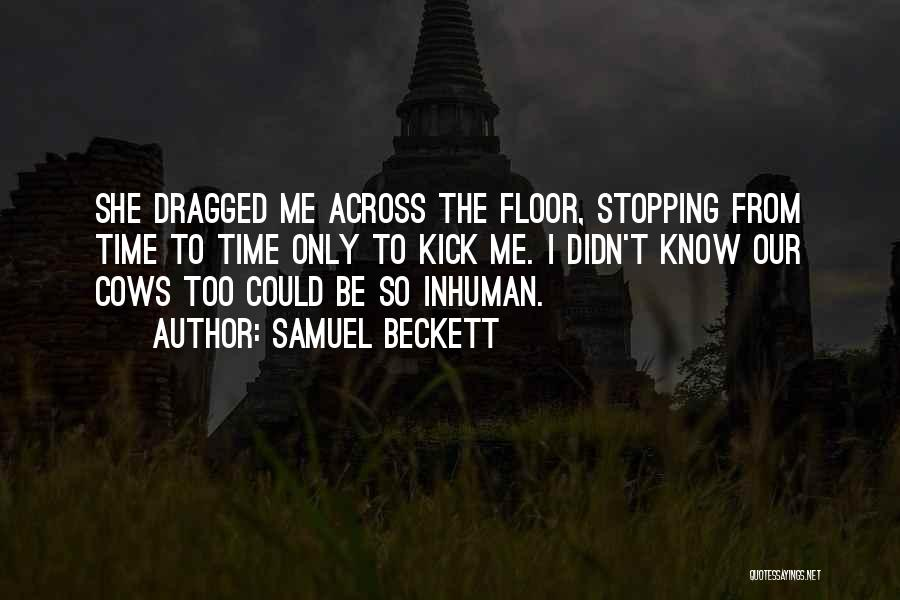 Love Across Time Quotes By Samuel Beckett