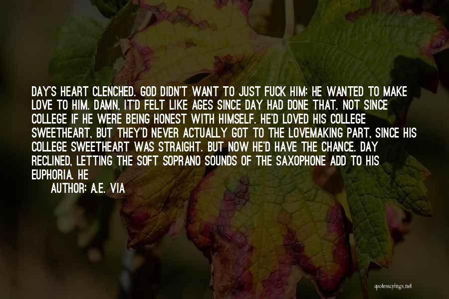 Love Actually Quotes By A.E. Via