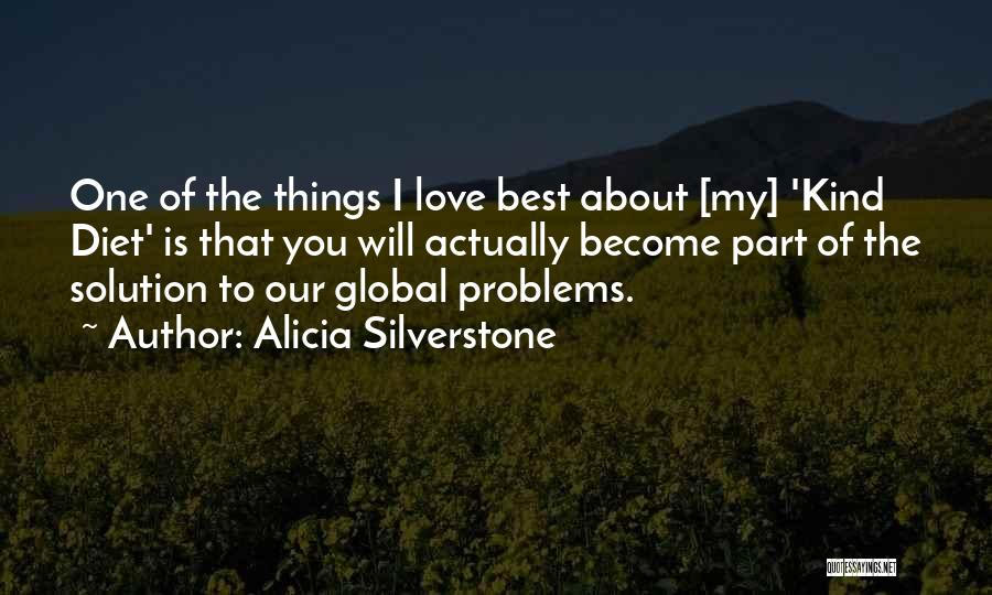 Love Actually Quotes By Alicia Silverstone
