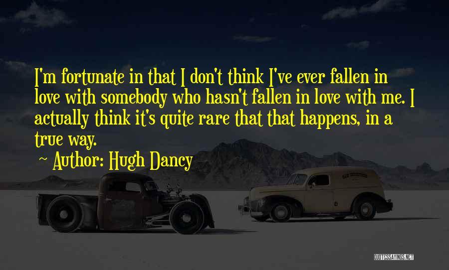 Love Actually Quotes By Hugh Dancy