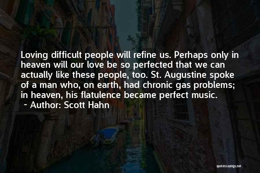 Love Actually Quotes By Scott Hahn
