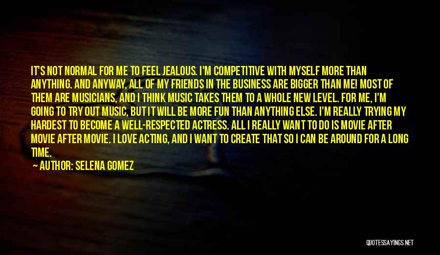 Love After A Long Time Quotes By Selena Gomez