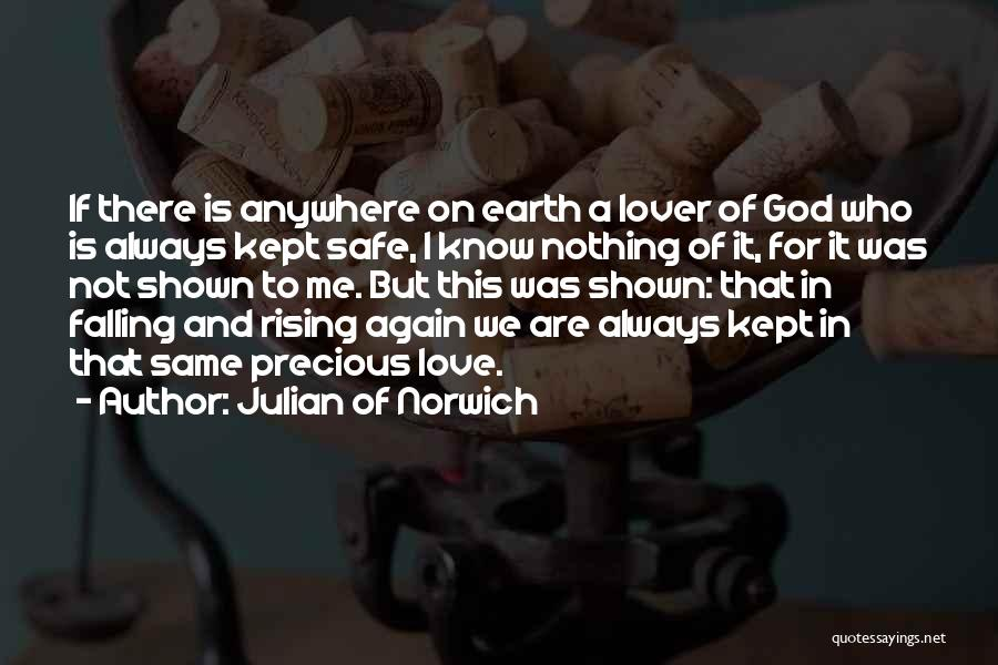 Love Again Quotes By Julian Of Norwich